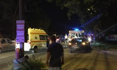 Grav accident de circulație pe Drumul de Centură din Galați. Un pieton care a traversat neregulamentar, lovit de două mașini