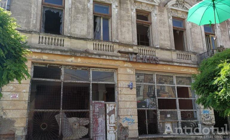 Primăria Brăila vrea refacerea centrului vechi. Supraimpozitare cu 500 la sută şi amenzi pentru proprietari!