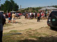 VIDEO/Tragedie în localitatea Roşcani. Cinci copii au fost răniţi după ce un şofer a intrat cu maşina într-un loc de joacă