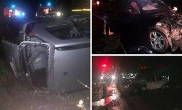Dosar penal pentru austriacul care a provocat accidentul de la Berheci. Alcoolul la volan, sport judeţean!