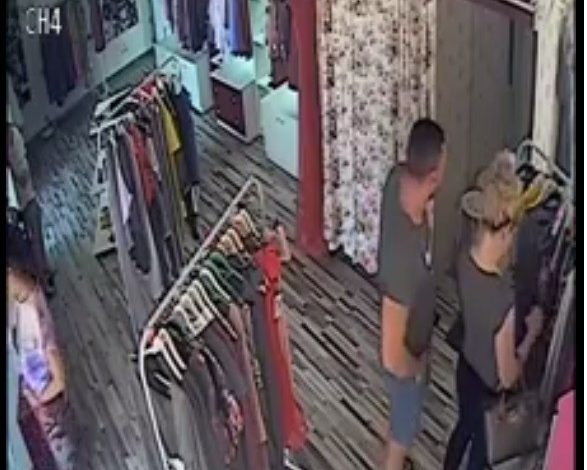 VIDEO/ Uite așa fură gălățenii din magazine