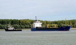 Globalizare eșuată. Un vapor încărcat cu cereale din Vanuatu a eșuat la Brăila