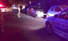 UPDATE/Focuri de armă și urmărire ca în filme pe străzile Galațiului: șoferul unui BMW a reușit să dispară după ce mai multe mașini de Poliție l-au urmărit