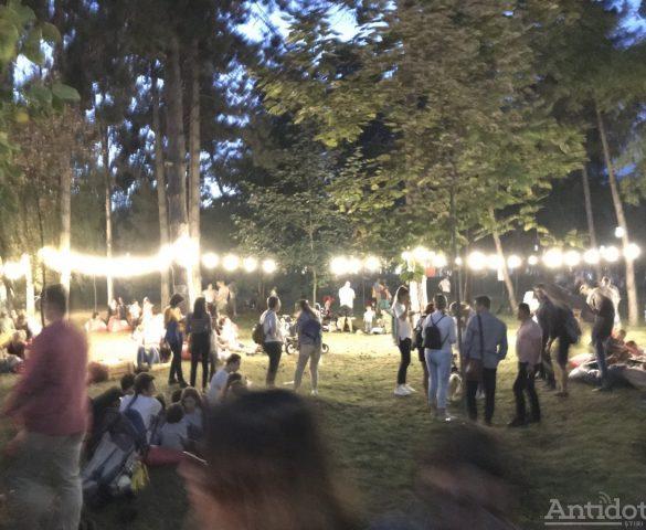 Primăria Galați intră în monitorizare pentru că a organizat Street Food Festival în Grădina Publică