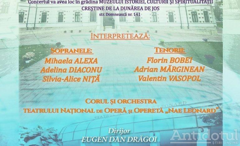 Teatrul Național de Operăși Operetă Nae Leonard Galați – deschiderea stagiunii simfonice 2018-2019