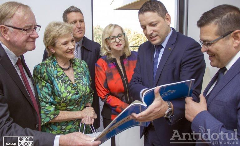 Veni, vidi și… Plecat! Vizita unei delegații parlamentare din Australia ii entuziasmează doar pe cei din primărie…