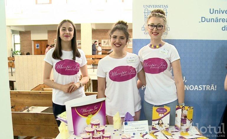 """Cea mai """"bio"""" înghețată din lume este fabricată la Universitatea Dunărea de Jos din Galați"""