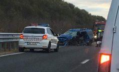 Accident grav pe digul Galați - Brăila. Un mort și doi răniți, bilanțul tragediei!