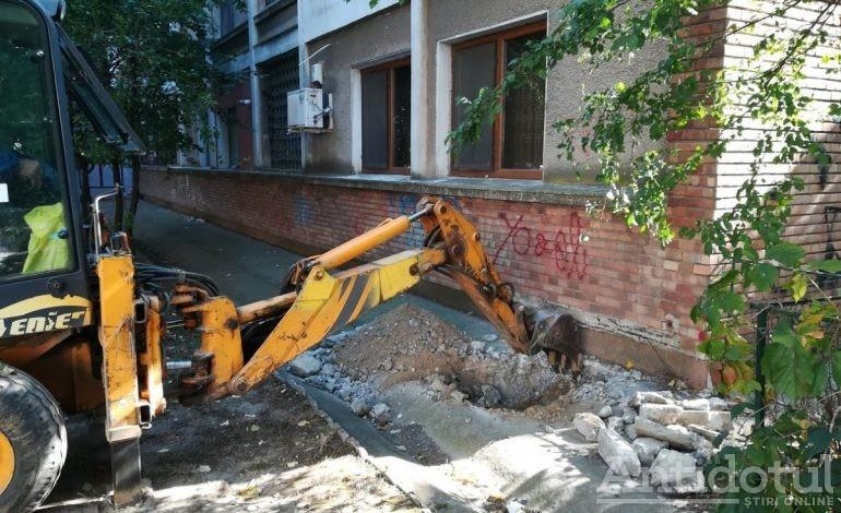 Expertiza de la blocul B8, din Mazepa: tasarea a fost provocată de infiltraţiile de apă şi de un defect de construcţie