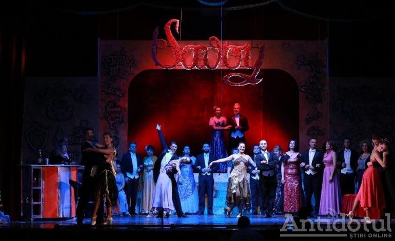 Timp liber: Duminică, la Teatrul Muzical, se joacă Bal la Savoy