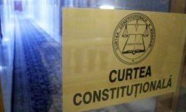 Codul Penal, Codul administrativ, Statutul aleşilor locali şi Legea Curţii de Conturi, pe ordinea de zi a şedinţei Curţii Constituţionale