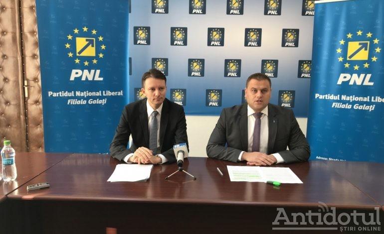 Siegfried Mureșan, în vizită electorală la Galați