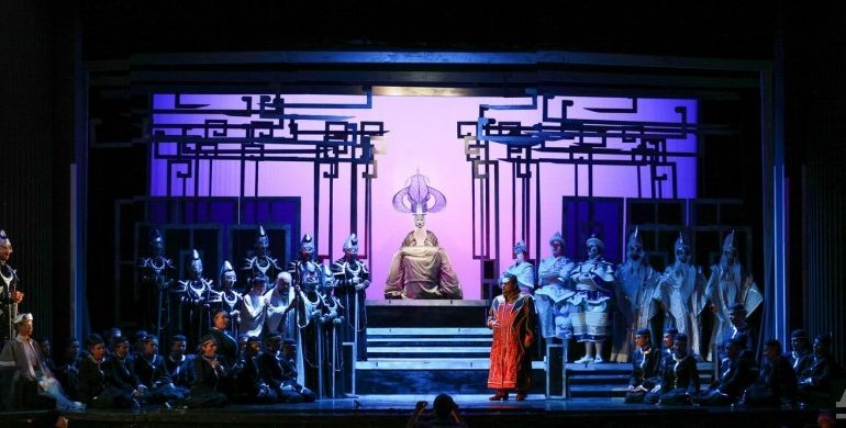 """Turandot deschide cea de-a XV-a ediție a Festivalului Internațional """"Leonard"""""""