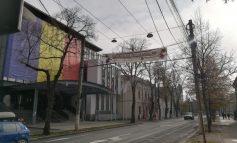Vai de Primăria noastră: bannerele de la Centura de Aur au fost abandonate pe stâlpi