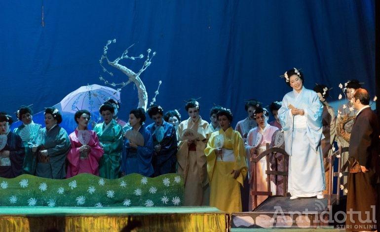 """Spectacol de copii, recital cameral și operă  în weekend la Teatrul Național """"Nae Leonard"""""""