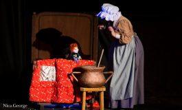 Tom Degeţel şi Vrăjitorul Merlin, la Teatrul Gulliver