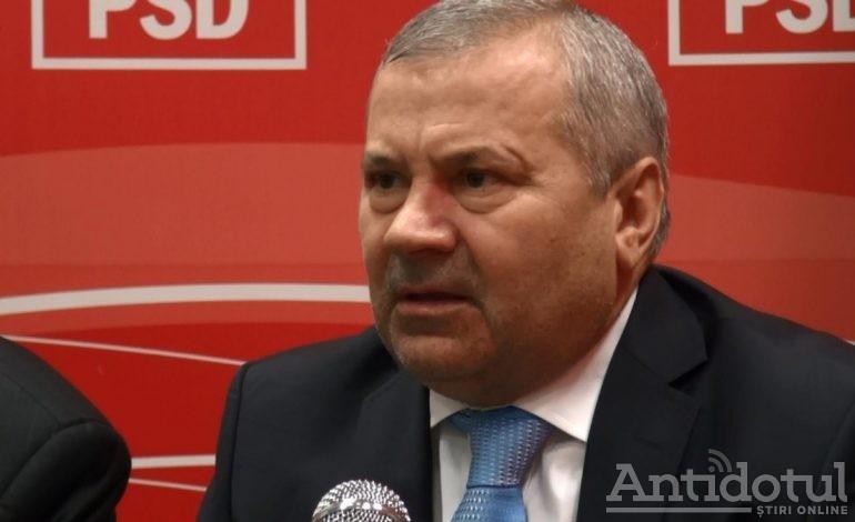 Fostul baron PSD Brăila, Gh. Bunea Stancu, a scăpat de pușcărie în dosarul Interagro