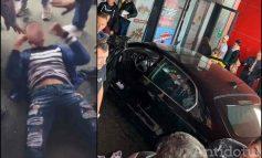 Recidivistul care a lovit intenționat 10 persoane și a încercat să intre cu mașina în mall-ul din Brăila a ajuns, în sfârșit, după gratii