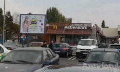 Bubuie economia! Galaţiul rămâne singurul judeţ cu McDonalds pe o rază de 100 de kilometri!