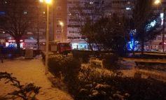 Orașul avarie: o țeavă de gaz din cartierul Mazepa a crăpat chiar în mijlocul zonei afectate de tasare. Circulația pe strada Brăilei, blocată!