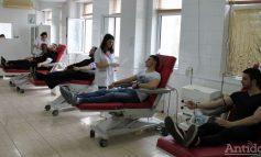 Rezervele de sânge, în scădere. Gălățenii, așteptați la Centrul de Transfuzii!