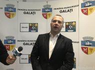Ionuț Pucheanu are COVID 19. Primarul orașului Galați are simptome ușoare