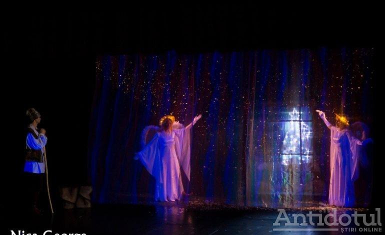 Povestea de Crăciun, spectacol caritabil, la Teatrul Gulliver