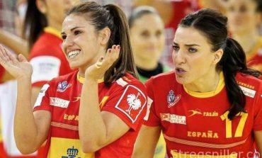 FOTO Cea mai bună handbalistă a Spaniei este cetăţean de onoare al Bucureştiului. Cum s-a ajuns la această situaţie inedită
