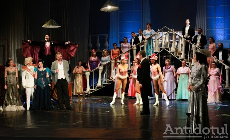 "Noi debuturi la Teatrul Național ""Nae Leonard"""