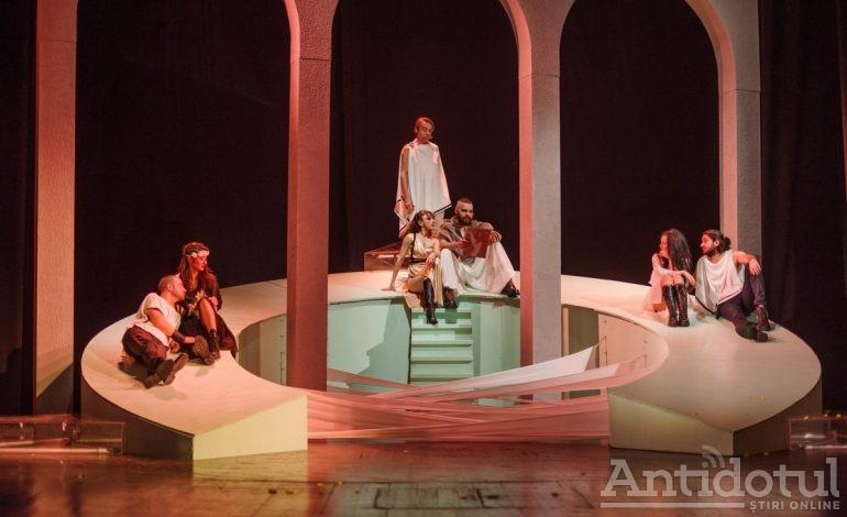 """""""Domnișoara Nastasia"""" și """"Visul unei nopți de vară"""",  în weekend, la Teatrul Dramatic"""