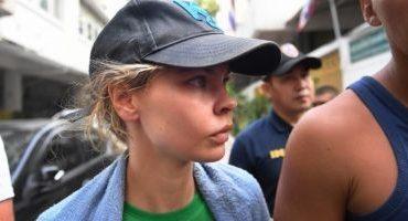 Belarusa Anastasia Vaşukevici, care susţine că are secrete despre Trump şi Rusia, arestată la Moscova