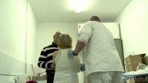 Zeci de pacienti cu fracturi, la UPU Galaţi