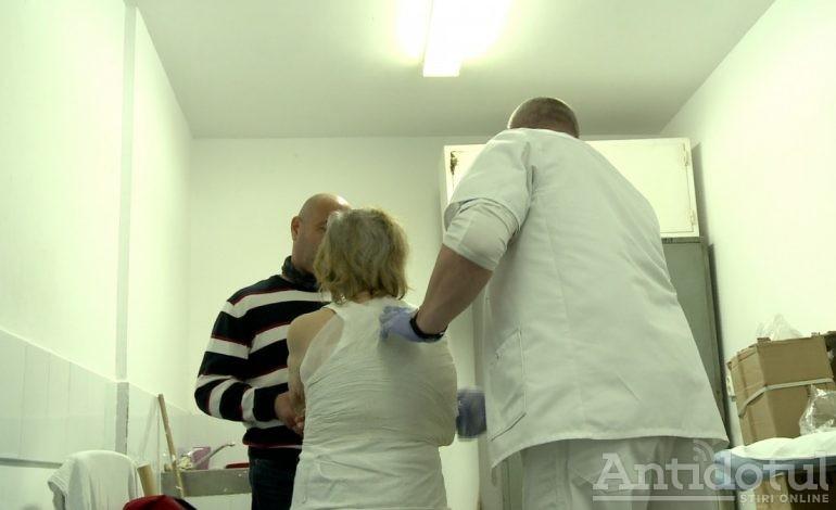 UPU Galați și Brăila, sub asediu. Număr record de pacienți care au ajuns la spital după ce au căzut pe stradă