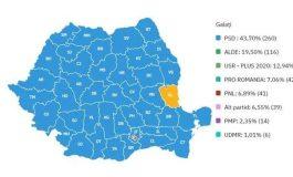 """Nu scăpăm de """"Gaşca Zurli"""" de la butoane. Dacă mâine ar fi alegeri, la Galaţi tot PSD ar fi fruntea!"""