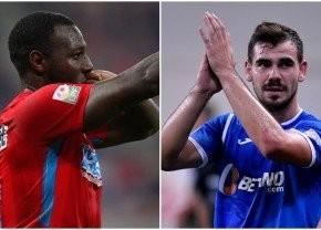 Duel cu greutate: Gnohere vs. Koljici » FCSB – Craiova propune și confruntarea între cei mai buni atacanţi străini din Liga 1