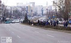 Atenție, șoferi! Revin nervii în trafic pentru că primăria vrea să refacă strada Brăilei!