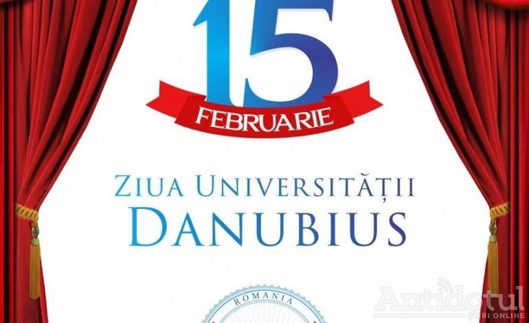 """Pregătiri pentru ziua Universității """"Danubius"""""""