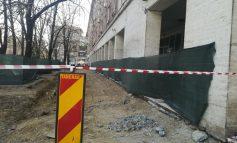 Galerie Foto/Situația e gri: marea modernizare a ajuns în centrul orașului Galați și va bloca traficul auto