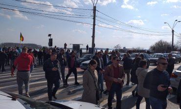 Video de la protestul Moldova vrea autostradă. Șî acum ce facem?