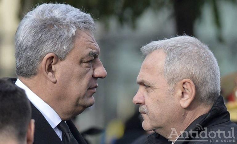 Pesediştii se lovesc între ei. Fostul premier Mihai Tudose îl atacă pe Liviu Dragnea!