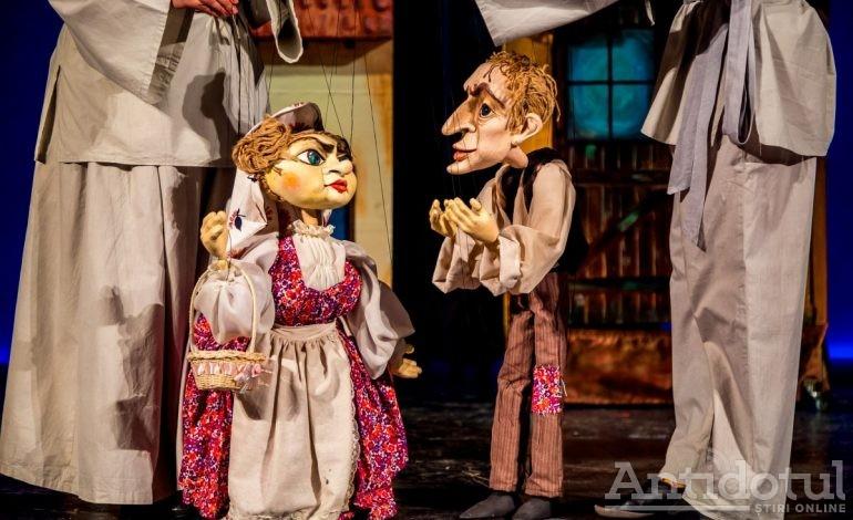 Punguţa cu doi bani, ultimul spectacol din această stagiune, la Teatrul Gulliver