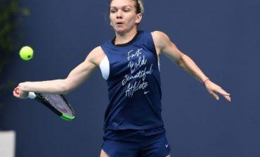 Simona Halep, în sferturile de finală ale Miami Open, după o victorie cu 6-3, 6-3, cu Venus Williams