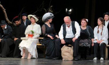 """Teatrul Dramatic """"Fani Tardini"""" Galați invită publicul  la premiera spectacolului """"SALBA DRACULUI"""""""