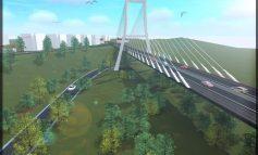 """VIDEO/Proiectul """"Drumul de centură al orașului Galați"""" a fost lansat în mod oficial. Șoseaua va fi gata peste trei ani"""