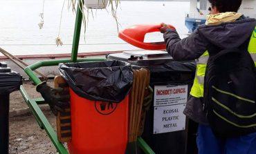 Opere de artă în loc de coşuri de gunoi. Angajaţii Ecosal se transformă în sculptori!