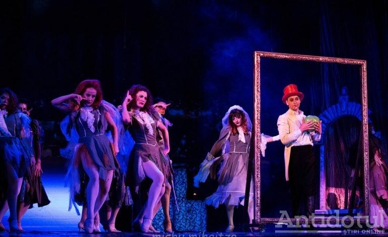 """Weekend de revistă la Teatrul Național """"Nae Leonard"""""""