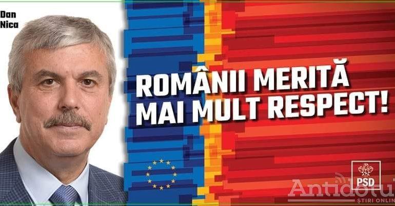 Dan Nica e sincer. Românii chiar merită mai mult. Iată și dovada!