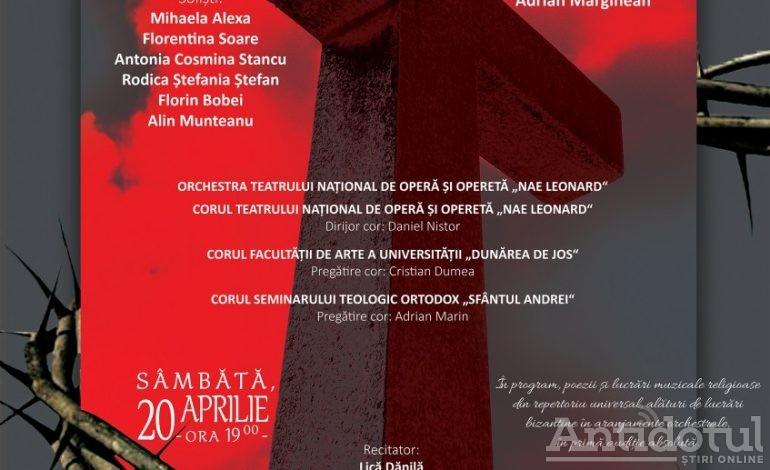 """Florilegiu: concert de Paști la Teatrul Național """"Nae Leonard"""""""