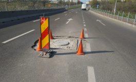 Primăria se mișcă cu viteza melcului. Cat durează asfaltarea unei gropi, la Galați!?