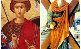 Dacă tot l-au mutat pe Sf. Gheorghe, nu putem și noi să-l sărbătorim la vară pe Sf. Andrei?